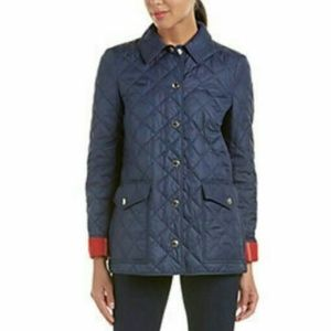 New Burberry Westbridge Quilted Jacket size M